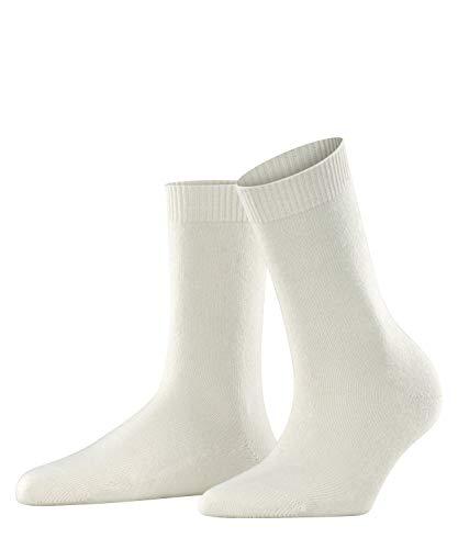 FALKE Damen Socken, Cosy Wool W SO-47548, Weiß (Off-White 2049), 35-38