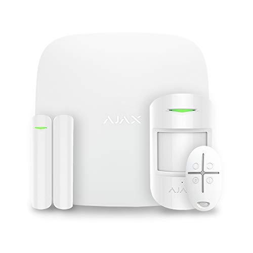 Ajax StarterKit - Alarma de casa, Color Blanco