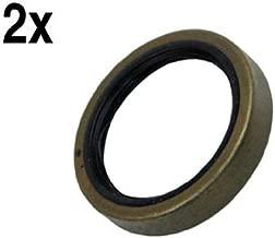 Mercedes (01-11) Wheel Bearing Seal Front L+R (x2) MEISTERSATZ r171 w203 w209