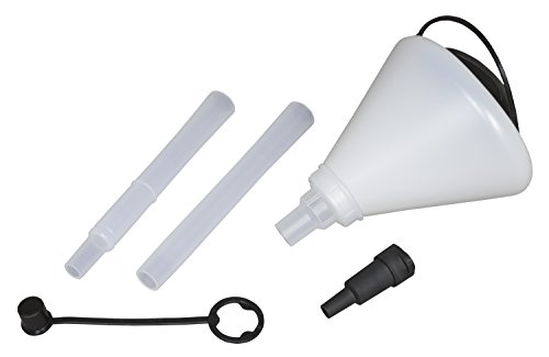 lisle funnels Lisle 17252 Transaxle Funnel with Extension