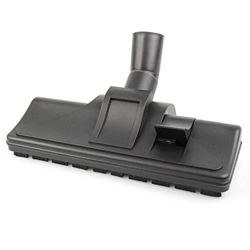 Prémium Boquilla combinada de aspiradora, Cepillo para suelo - con conector de 32 mm, conmutable, adecuado para AEG, Electrolux, Bauhaus, Einhell, Hoover, Kärcher, LG, Nilfisk, Panasonic, etc.