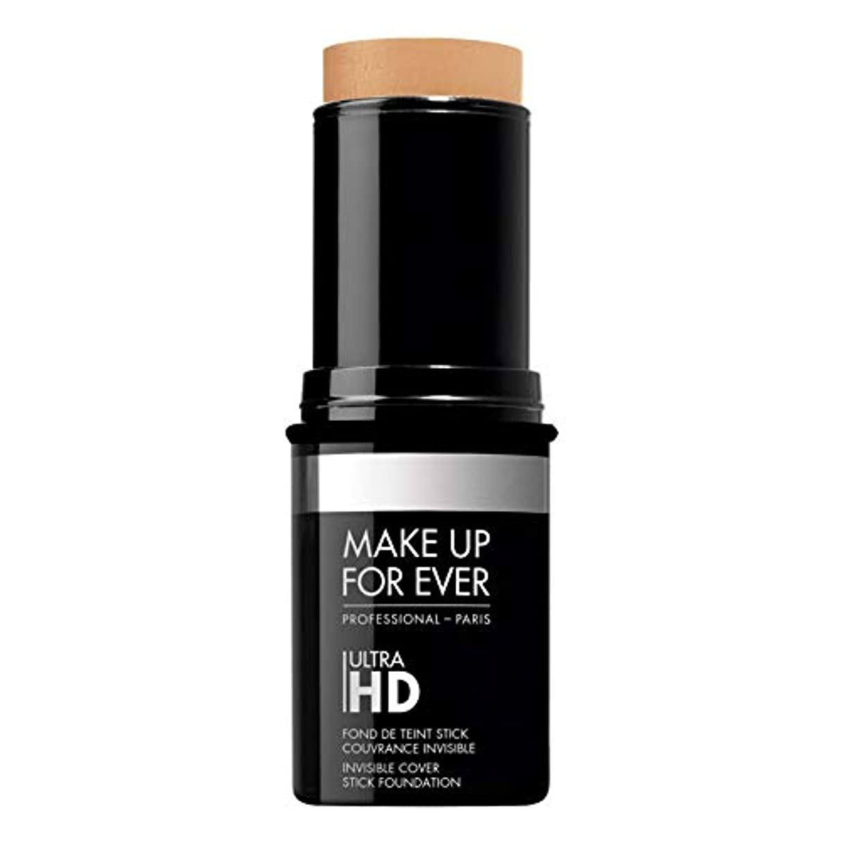 本部委員会細いメイクアップフォーエバー Ultra HD Invisible Cover Stick Foundation - # Y375 (Golden Sand) 12.5g/0.44oz並行輸入品