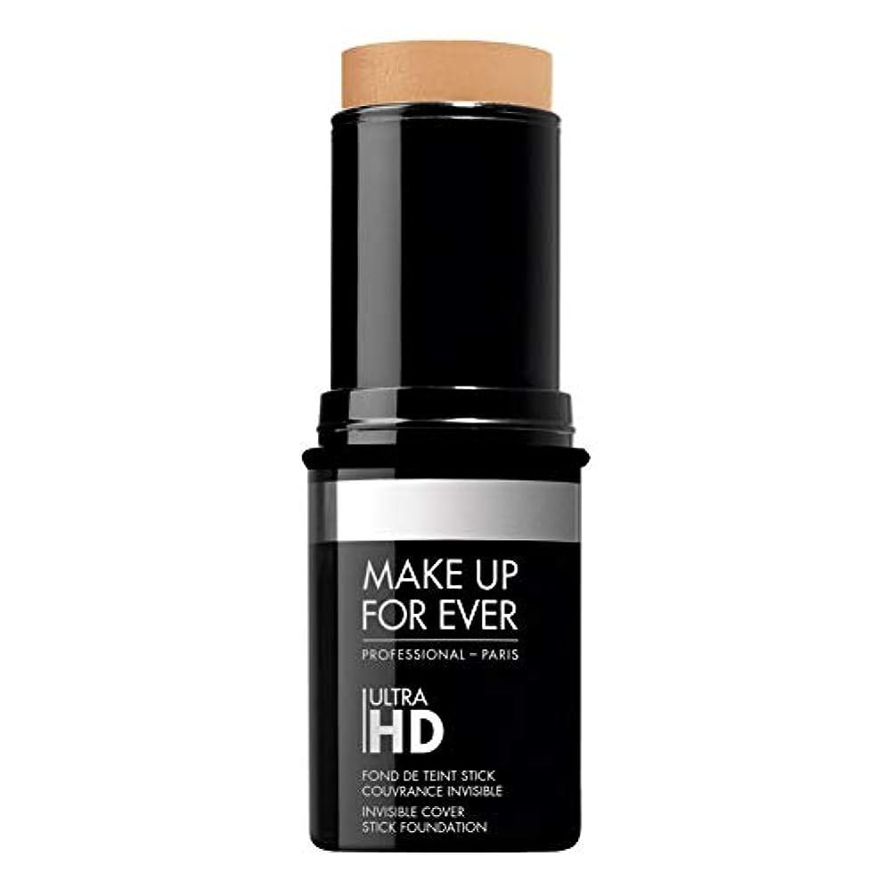 アブセイやる突っ込むメイクアップフォーエバー Ultra HD Invisible Cover Stick Foundation - # Y375 (Golden Sand) 12.5g/0.44oz並行輸入品