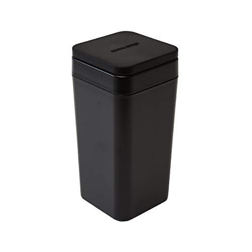 b2c ウエットティッシュスタンド シリコン蓋(ブラック) ロール型 ウェットティッシュ ケース おしゃれ