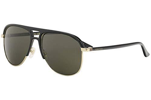 Gucci Gafas de Sol GG0292S BLACK/GREY hombre