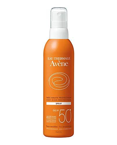 Avene SunSitive Sonnenspray SPF 50+, 200 ml