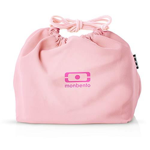 monbento - MB Pochette Litchi Pink Bento...