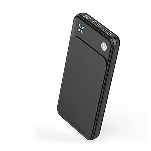 AWSAD New 20000 MAH mobile power mobile phone -thin charging treasure Powerbank (Color : Blue)