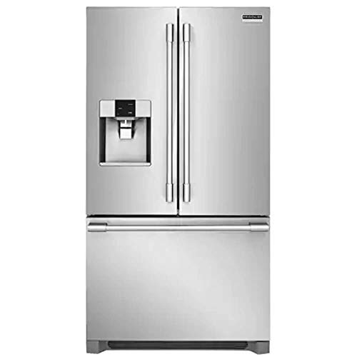 Frigidaire Professional FPBS2778UF 36' Freestanding French Door Refrigerator with 26.7 Cubic ft. Total Capacity, in Stainless Steel