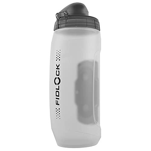 Fidlock Trinkflasche Twist Bottle 590 Inhalt: 590 ml | transparent weiß