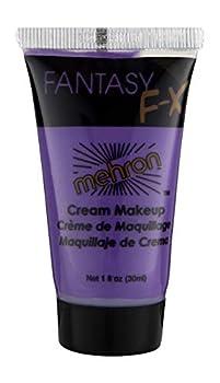 Mehron Makeup Fantasy F/X Water Based Face & Body Paint  1 oz   Purple