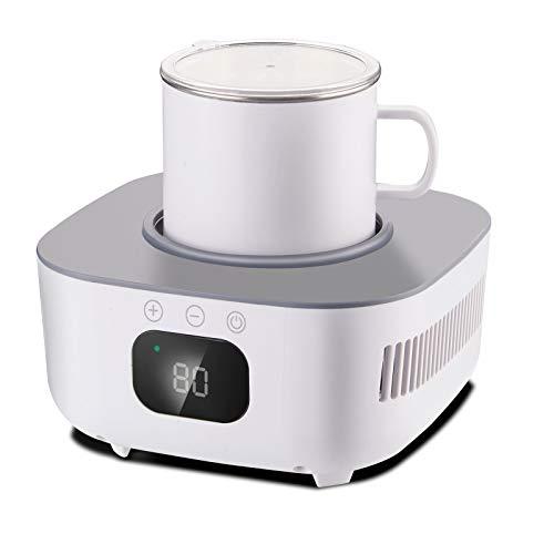 Posavasos De Taza De Refrigeración Rápida Inteligente Portátil De Oficina, Enfriador Automático De Bebidas De Cerveza, Calentador De Tazas De Café, Para El Hogar/Viajes
