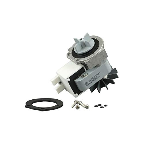 Laugenpumpe Wasserpumpe Pumpe 100W passend für Miele 3833283 für Waschmaschine