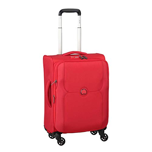DELSEY Paris Mercure Koffer, 55 cm, 39.2 liters, Rot (Rouge)