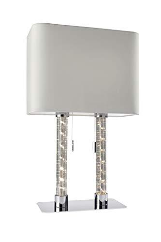 Sompex lampe de table double