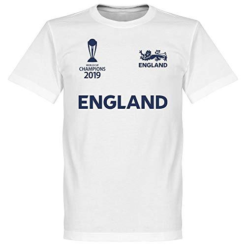 England Kricket Weltmeister T-Shirt - weiß - XXXXL