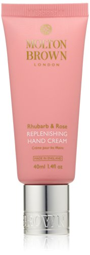 Molton Brown Rhubarbe & Rose Reconstituer 40Ml De Crème Pour Les Mains