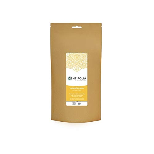 Centifolia - Extraits de Plantes - Henné Blond