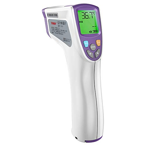 Find Bargain Toran Thermometer-Digital Human Body Thermometer/Medical Indoor and Outdoor Non-Contact...