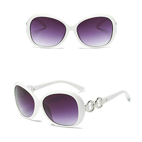 Jackie O Sonnenbrille weiß glänzend Jackie Kennedy Jacky Onassis Onasis UV Brille Kostüm Designer Mode