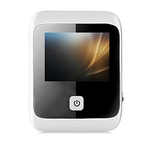 CuteLife Timbre de Video Video Inalámbrico De 3.0 Pulgadas Video Cámara De Timbre De La Noche Visión Nocturna Timbre Electrónico Doorbell Digital Visor De Puerta para Apartamentos Villas
