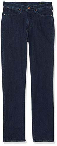 Wrangler Damen Plus Straight Jeans, Blau (Summer Rinse 12f), 42W / 32L