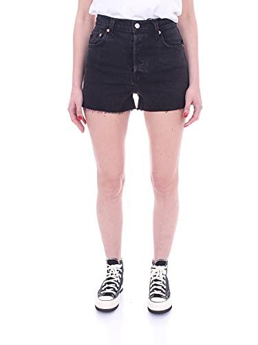 Levi's Ribcage Short Pantalones Cortos para Mujer