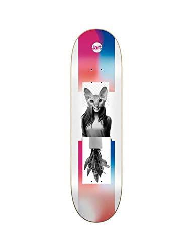 """Jart Ivansky Skateboard Deck (8\"""" - Pink)"""