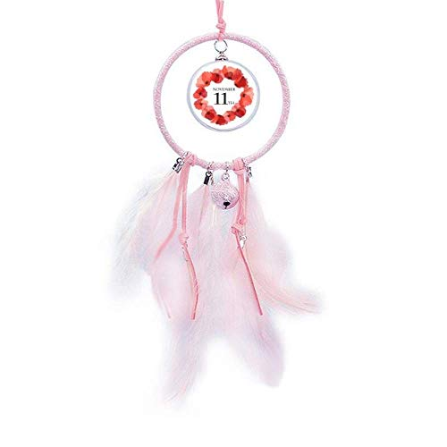 Corn Garland Remembrance Day UK Dream Catcher Small Bell Bedroom Decor