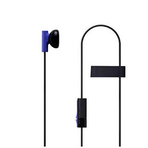 1PC Mono Chat Game Gaming Earbuds Earpiece earphones Headphones Headset with Mic Microphones for PS4 Playstation 4