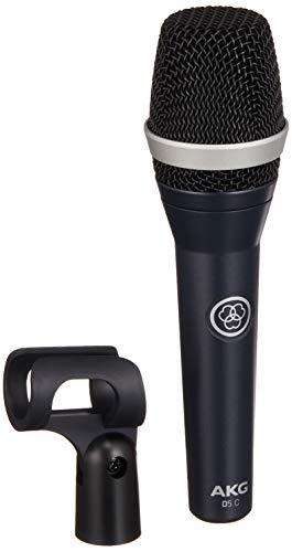 AKG D5C microfono dinamico cardioide Nero