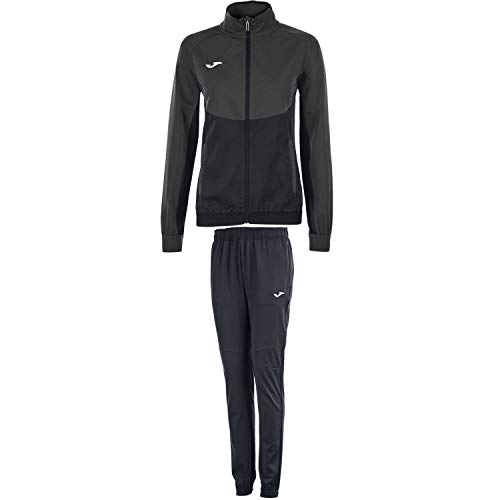 Joma Chandal Mujer Tracksuit Essential Negro/Gris 900700.110