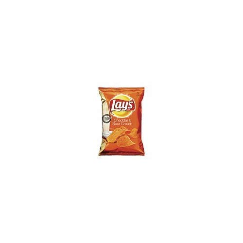 Lay's Cheddar & Sour Cream Flavored Potato Chips - 7.75oz