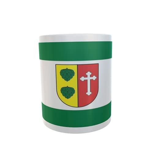 U24 Tasse Kaffeebecher Mug Cup Flagge Gammelin