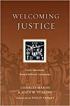 Welcoming Justice Publisher: IVP Books