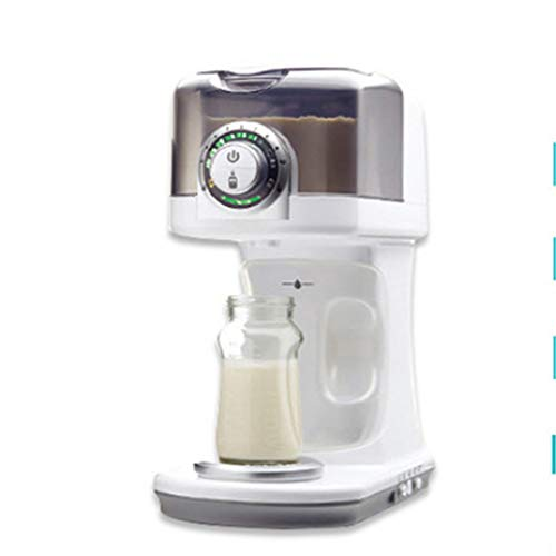 YSYDE Smart formel mixermaskin mjölkpulvermaskin för nappflaska matning appkontroll gör det lättare för din baby att absorbera hälsosam näring komplett naturlig mat för spädbarn
