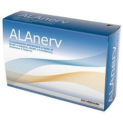 Alfa Wassermann Alanerv 920 mg Integratore Alimentare 20 Capsule