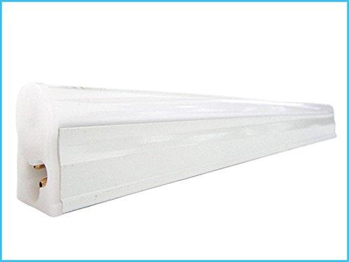 LED plafondlamp T5 60 cm 8 W 220 V wit neutraal, uittrekbaar tot 20 stuks