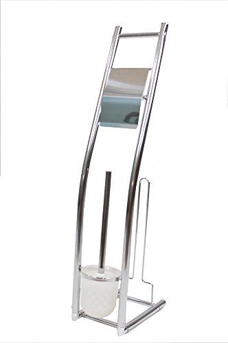 HTI-Line Toilettenpapierhalter mit WC-Bürste Corse NEU OVP
