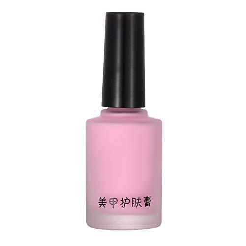 zroven Belleza de uñas Látex Líquido Peel Off Cinta Protector de cutícula inodoro protector para la cutícula sin olor para el arte de uñas