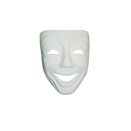 Artemio Venice Smile Gips masker om te versieren