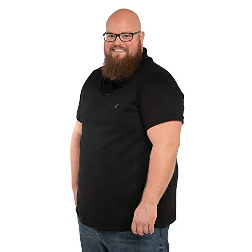 Alca Poloshirt voor mannen met een buikmaatje meer 2XL-8XL Kortearm Polo Shirt | POLO SHIRT SHORT SLEEVE.
