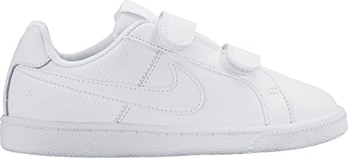 Nike Court Royale (PSV), Zapatillas de Deporte Unisex niño, Blanco (Blanco (White/White), 28 EU