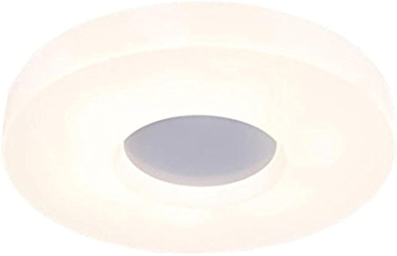 WARM home LED Deckenleuchte Einfache Modernen Kreative Schlafzimmer Light Studie Restaurant Gang Korridor Badezimmer Light LED-Beleuchtung