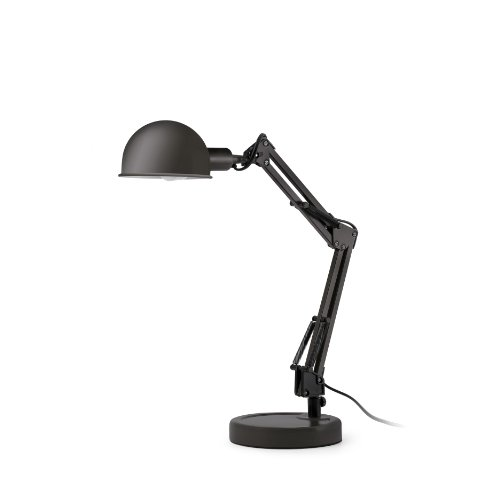 FARO BARCELONA 51909 - Baobab Lampe de Bureau Noir