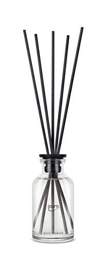 ipuro Classic balance Raumduft - Raumduft für Ruhe und Leichtigkeit - Lufterfrischer mit hochwertigen Inhaltsstoffen 75 ml - mit Rattanstäbchen - für angenehme Dufterlebnisse