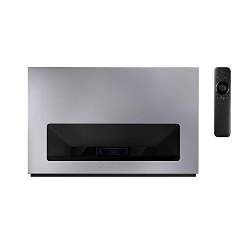 ZFFSC Proiettore 4K Max Projector TV Support 8K 4500 ANSI LUMENENS ALPD 3.0 DTS Sky Channel 3 + 64 GB Home Theater System proiettore