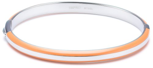 Esprit Jewels Damen-Armreif marin white Edelstahl ESBA11108A600