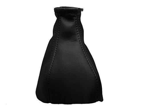 Funda Palanca de Cambios 100% Piel Color Negro Accesorio Compatible para...