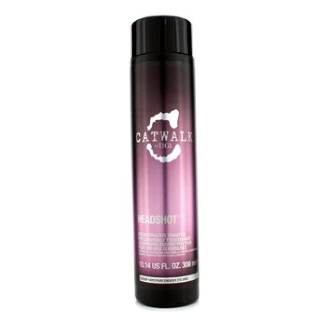 満たす予想外教育者[Tigi] Catwalk Headshot Reconstructive Shampoo (For Chemically Treated Hair) 300ml/10.14oz